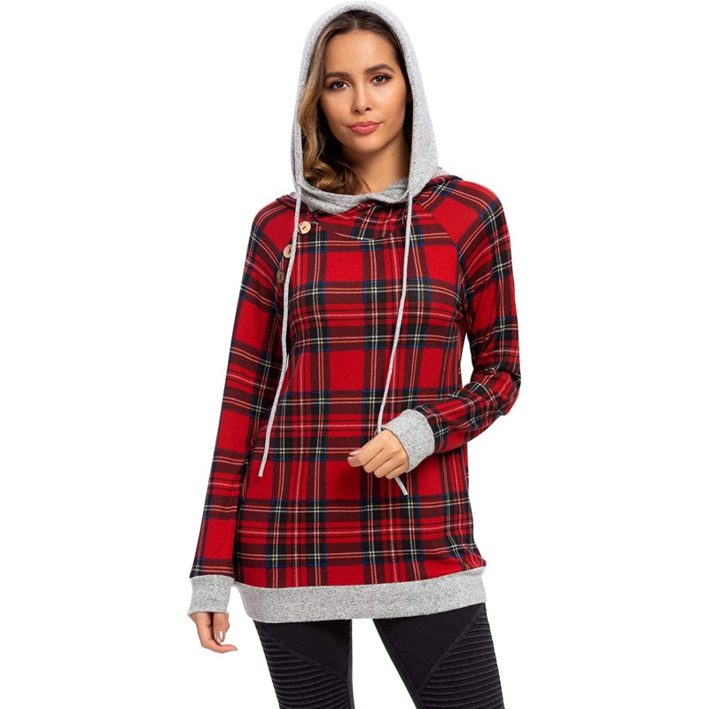 LAINAB Women's Casual Loose Long Sleeve Pullover Tunic Sweatshirt Blouse Tops at Women's Clothing store
