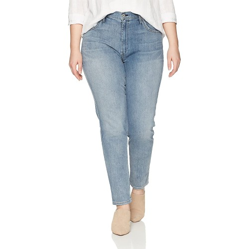 James Jeans Women's Plus Size High Rise Skinny Jean in Bel-air at Women's Jeans store