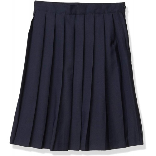 French Toast Women's Pleated Skirt at Women's Clothing store