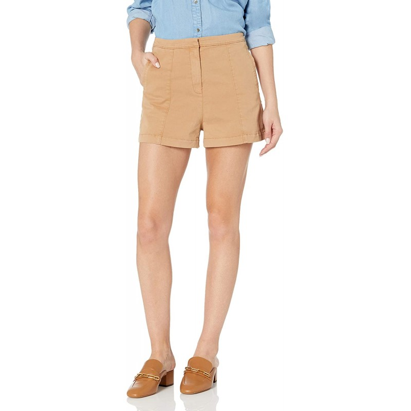 Cinq a Sept Women's Twill Sawyer Short at Women's Clothing store