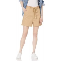 KENDALL + KYLIE Women's High Waisted Shorts with Rope Tie at  Women's Clothing store