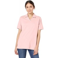 Ashe Xtream Women's Acty-75009-cotton Jersey Polo at  Women's Clothing store