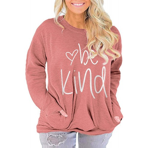 QUEEN PLUS Womens Plus Size Long Sleeve Tunic Tops Casual Baggy Tee Shirts with Pockets at  Women's Clothing store