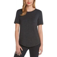 Matty M Ladies' French Terry Tee at  Women's Clothing store