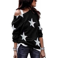 Dearlove Womens Long Sleeve Tie Dye Sweatshirt Loose Crewneck Pullover Tops and Blouses at  Women's Clothing store